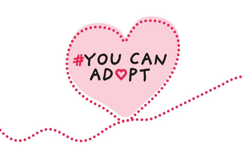 Adoption@Heart celebrates National Adoption Week with appeal